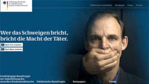 tv-campagne 'sprechen hilft' in Duitsland